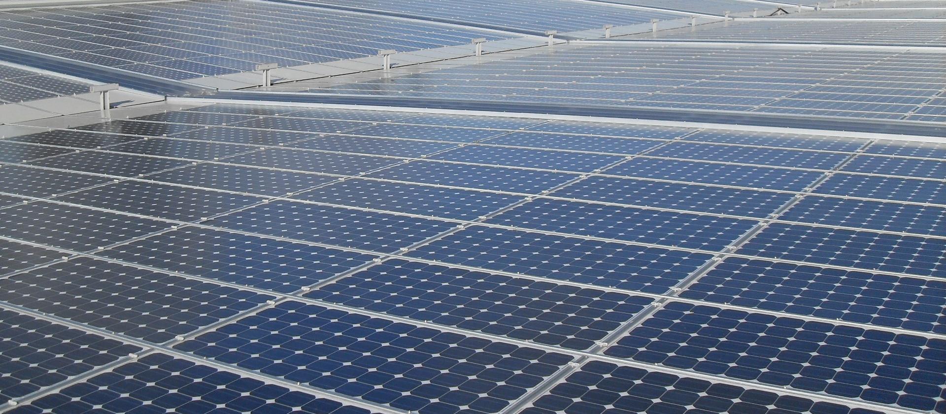 Impianto fotovoltaico da 1 MW